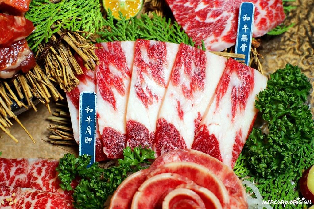 40707347183 74133d6889 b - 熱血採訪 雲火日式燒肉,一次吃齊和牛肋眼、嫩肩、板腱、牛舌六種部位,當月壽星優惠送甜點