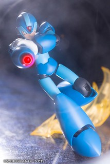 壽屋《洛克人X》艾克斯(ロックマンX エックス)1/12比例組裝模型