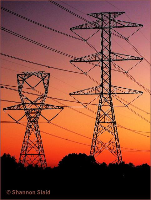 345kV Transmission lines