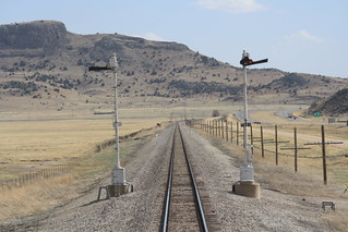 Intermediate 7221 Semaphores - BNSF Raton Pass | by tcamp7837