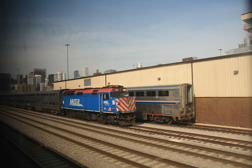 Metra 106 - Chicago, IL | by tcamp7837