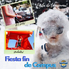 Fiesta fin de Campus
