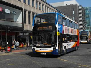 Stagecoach in Newcastle 10652 SN16OZR