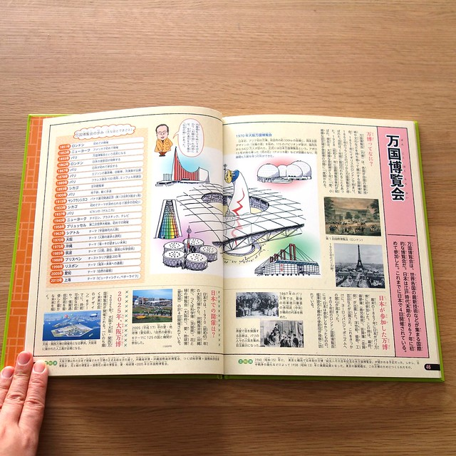 教育画劇「海外からお客さんをむかえたら話してみたい!伝えてみたい!ニッポンのこと(3)」
