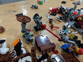 Last Battle of New York turn one | by Ninja_Bait