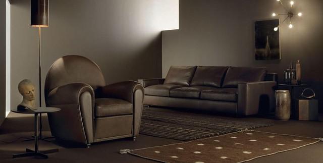 This high quality 3d model arm chair from poltrona frau for Divani frau