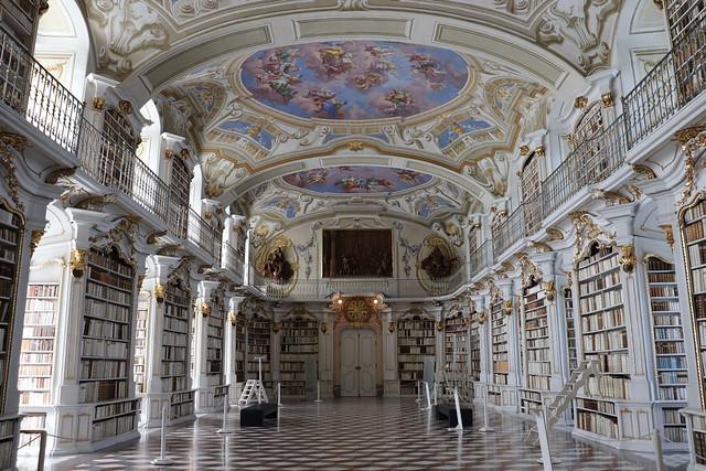 Biblioteca de Admont