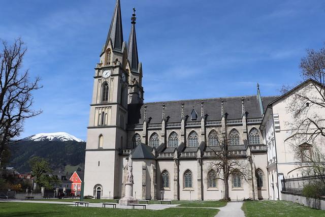 Iglesia Monasterio de Admont