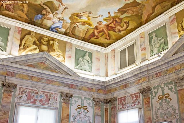 Sala degli Specchi di Palazzo Sturm