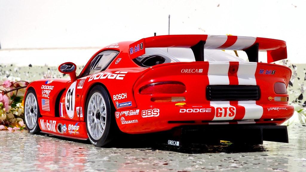 Dodge Viper GTS-R Diecast