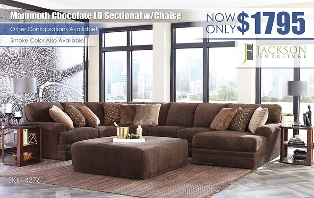 Mammoth Large Sectional by Jackson Furniture_4376_149
