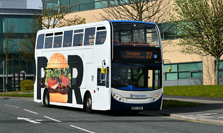 Stagecoach North East: 19218 / NK57DXE