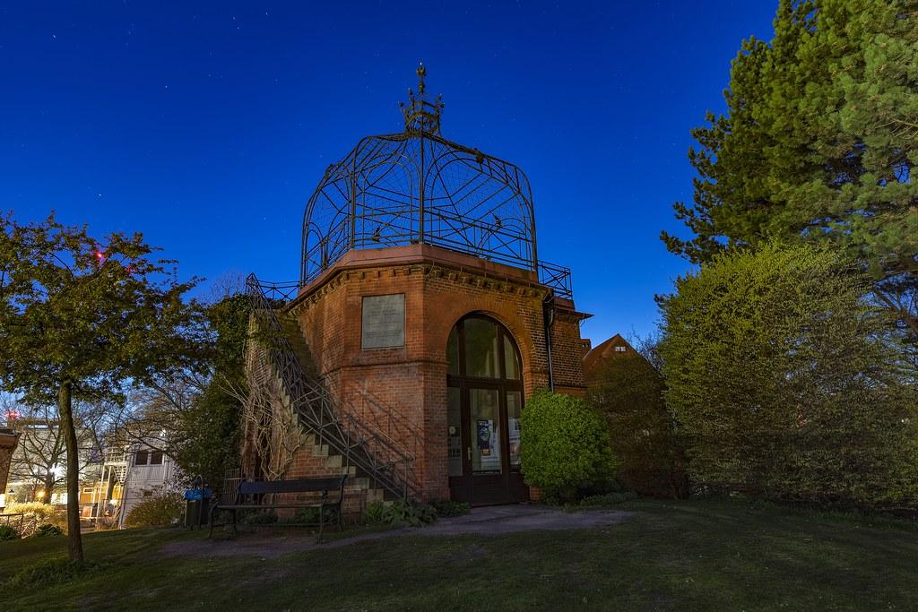 Alter Botanischer Garten Kiel: Alter Botanischer Garten In