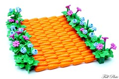 Element Experimentation: Orange Brick Road