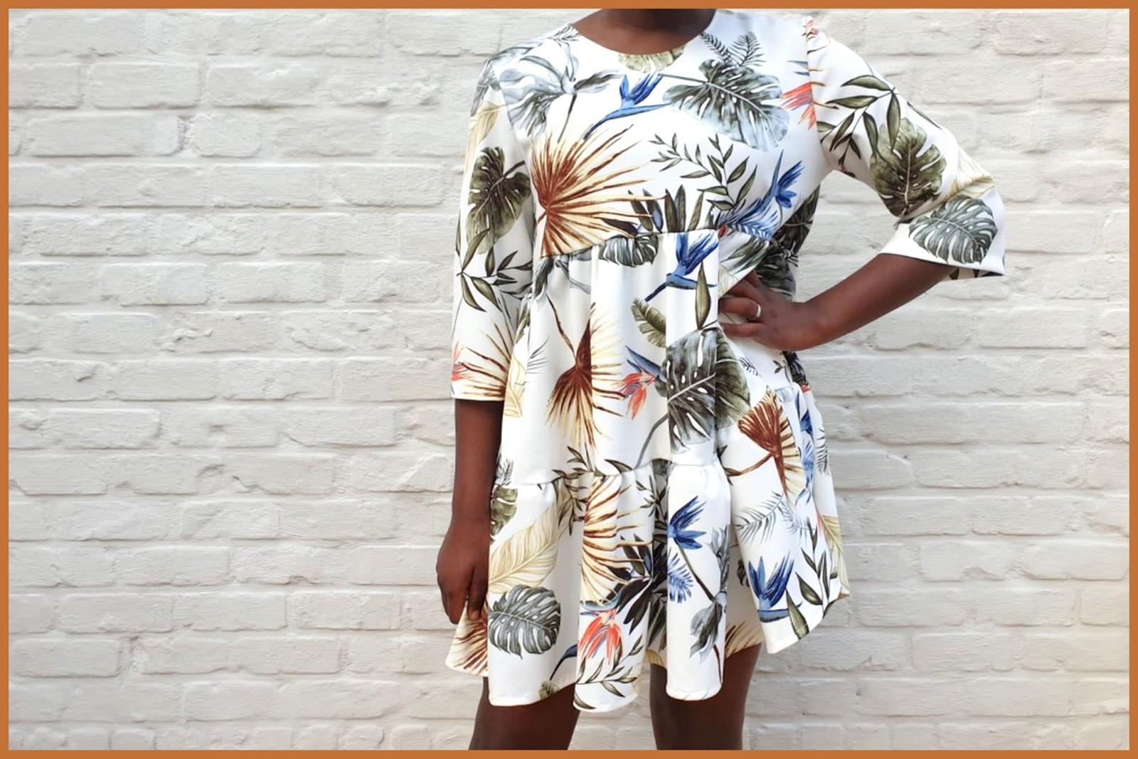 mira dress - fibre mood