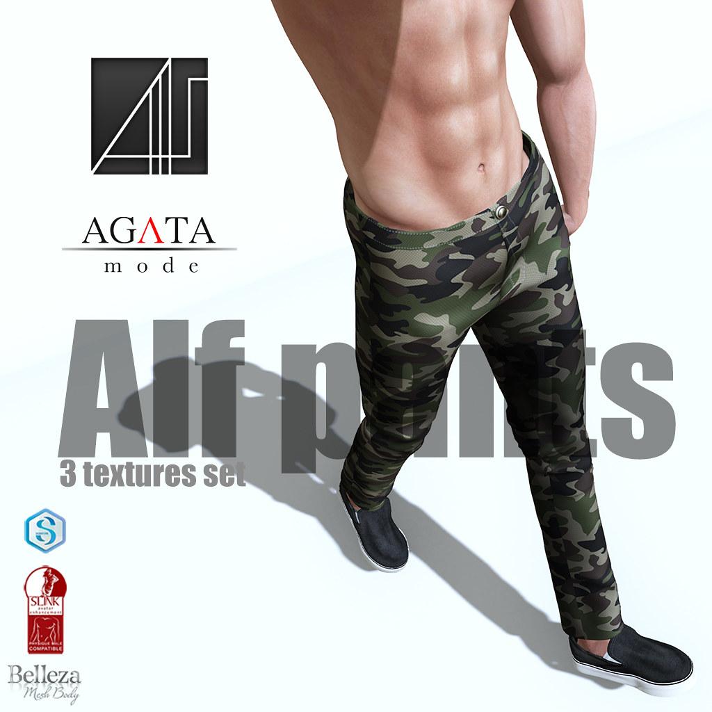Alf pants @ HME