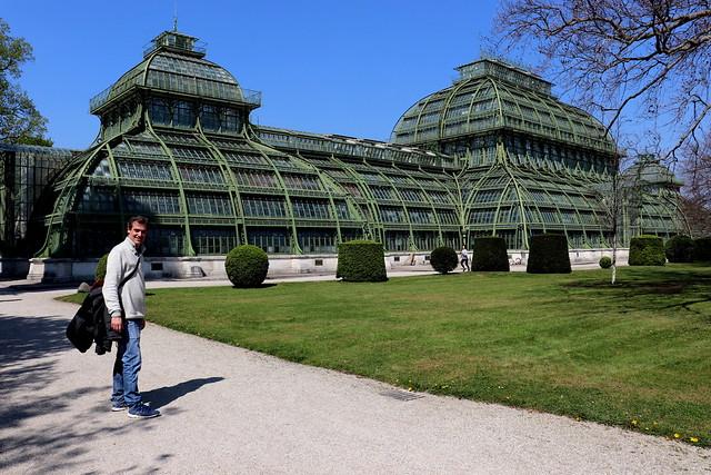 Visitar el Palacio de Schönbrunn