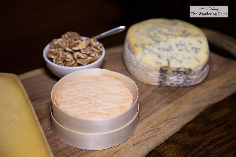 Epoisses and Fourme d'Ambert