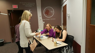 Author Emily A. Duncan book signing