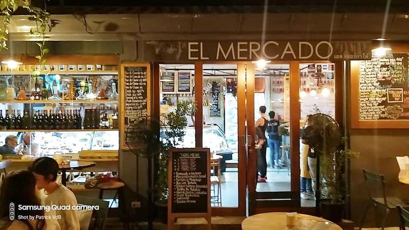 Patrick discovers El Mercado