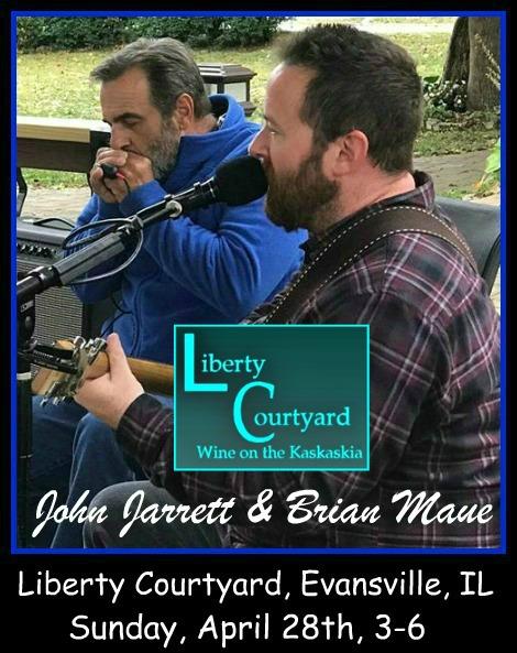 John Jarrett & Brian Maue 4-28-19