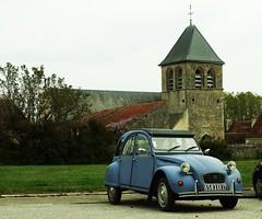 Citroën 2 CV Chemillé-sur-Indrois (37 Indre et Loire) 21-04-19a