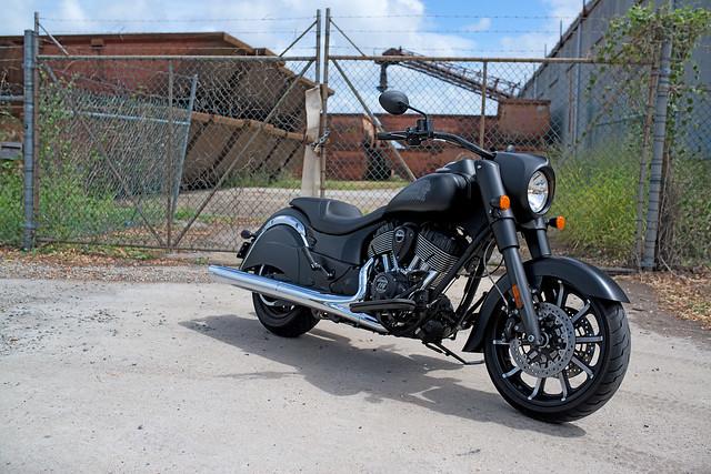 Indian Dark Horse Stg3