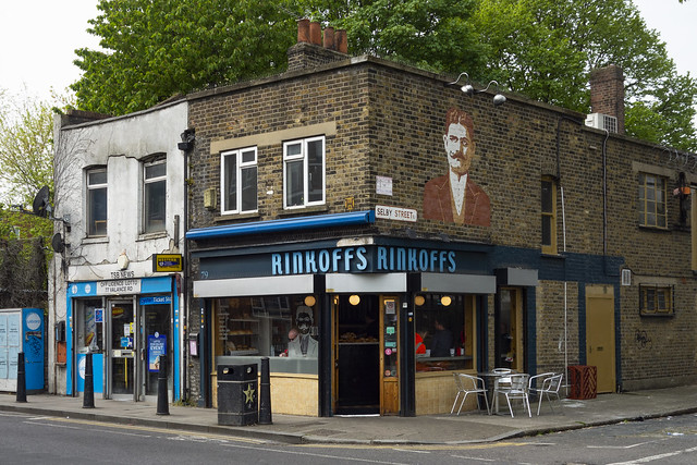Rinkoff's Vallance Road & Selby Street