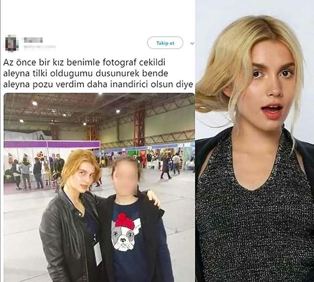 Aleyna Tilki