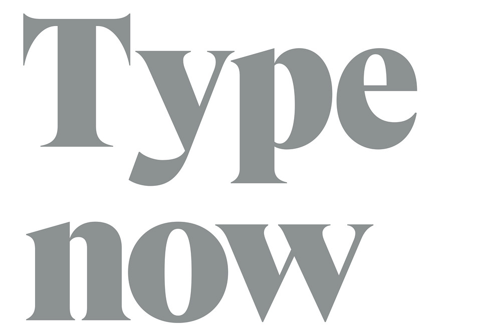 Eye Magazine | Feature | Type now: Independence and originality