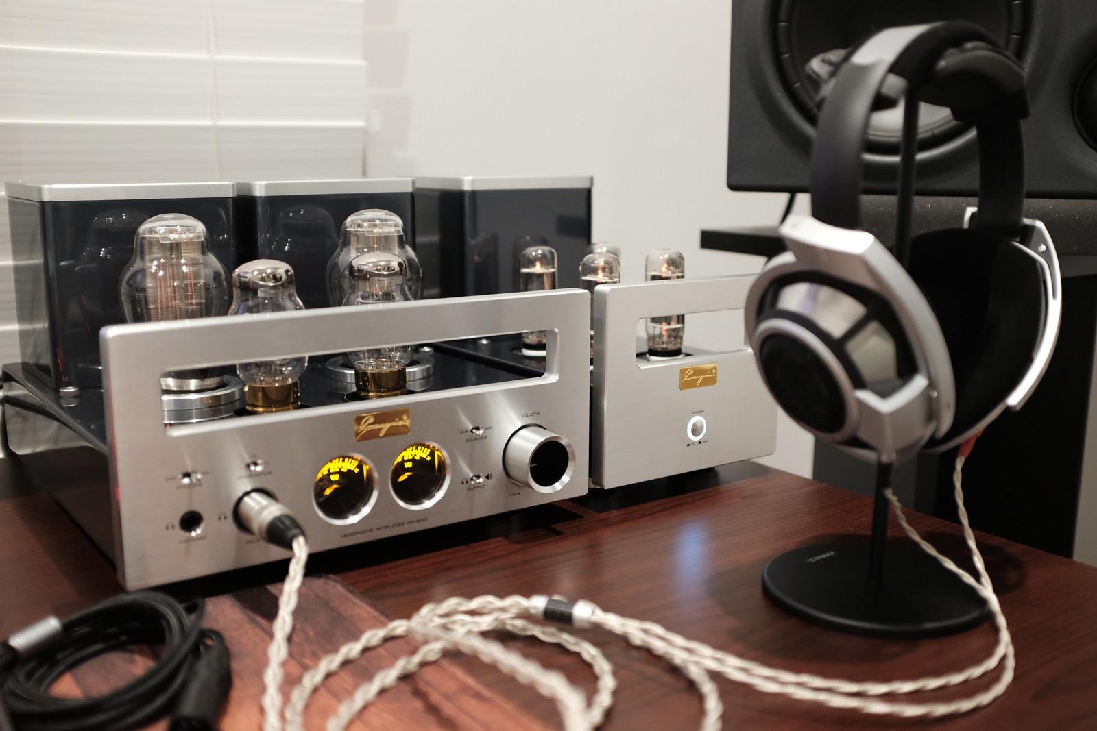 SOLD*** CAYIN HA-300 Balanced Headphone/Speaker 300B Tube