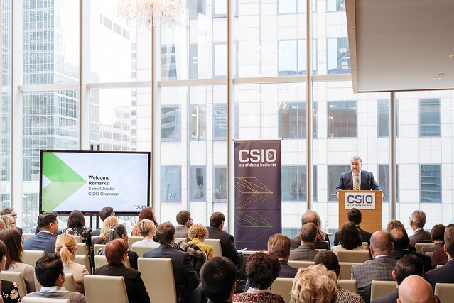 CSIO 2019 Annual Members' Meeting & Reception