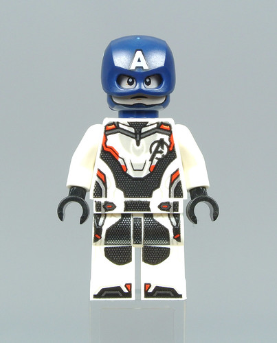 76123 Captain America: Outriders Attack