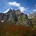 Mountains Around Fuente De