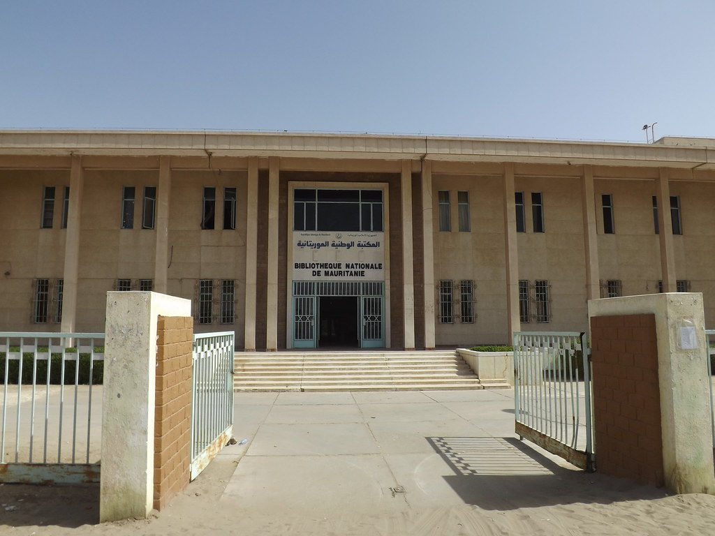National Library of Mauritania, Nouakchott, Mauritania | Flickr