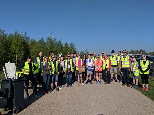 Gedling junior parkrun 21st April 2019
