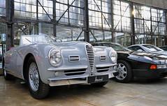 Alfa Romeo 2500 SS PininFarina