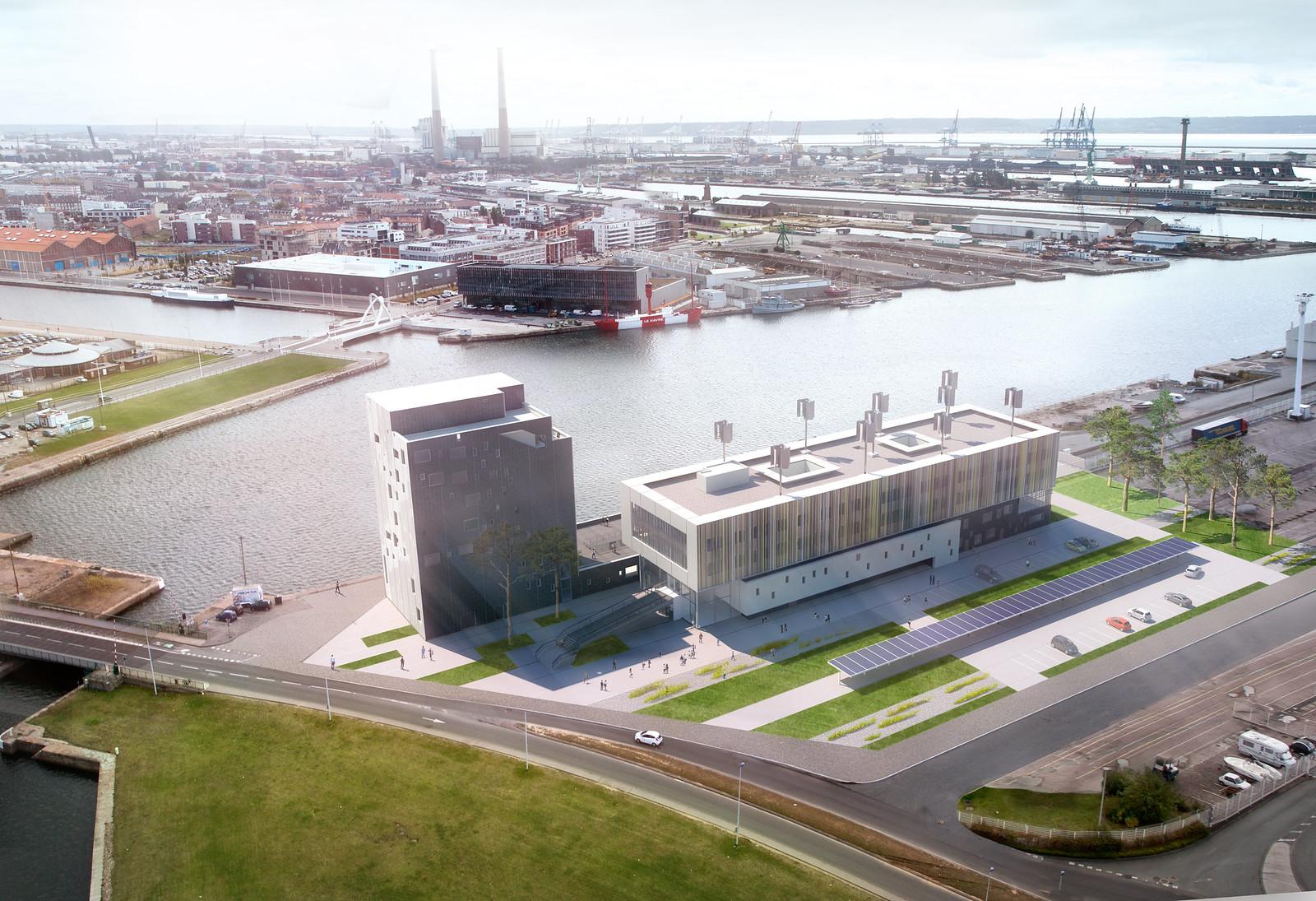 Ecole Maritime – aérienne, Le Havre