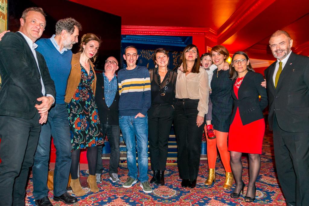 Prix IFCIC 2018 de la jeune société de production indépendante (photos de Thomas Mezières