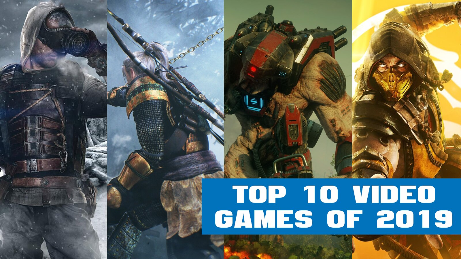 10 Best Video Games to Play in 2019 – Part 3