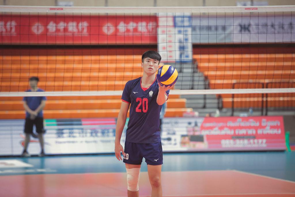 中華焦璿誠Chiao Hsuan Cheng(TPE)。(中華排協提供)