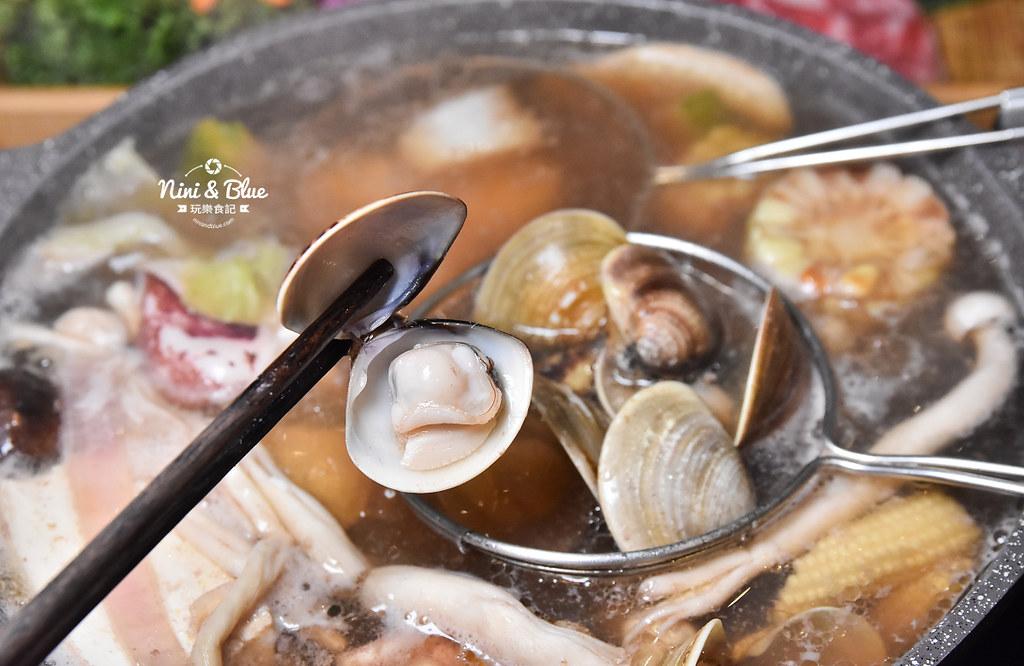 鍠樂極上和牛海鮮鍋物 菜單menu  台中吃到飽44