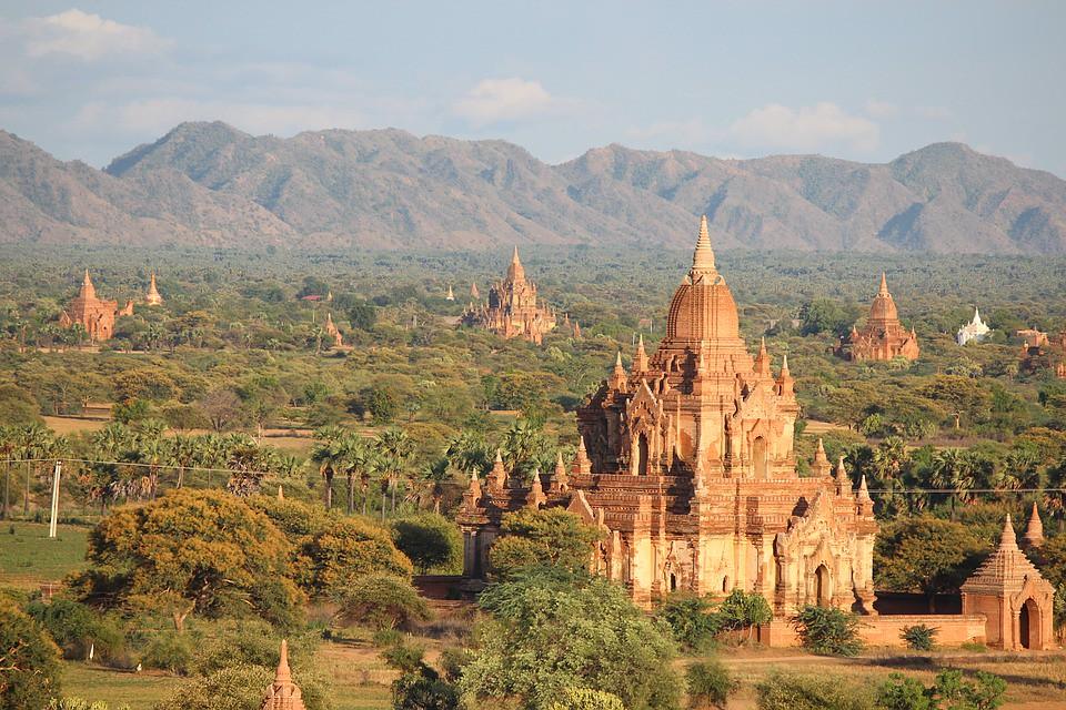 Bagan Temples 2
