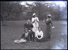 Nostell Priory Ladies, Aug 1914