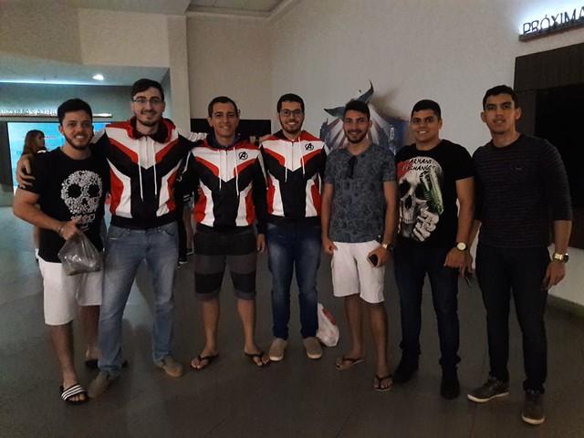 Fãs lotam sessão da 0h na pré-estreia de Vingadores Ultimato, em Juazeiro