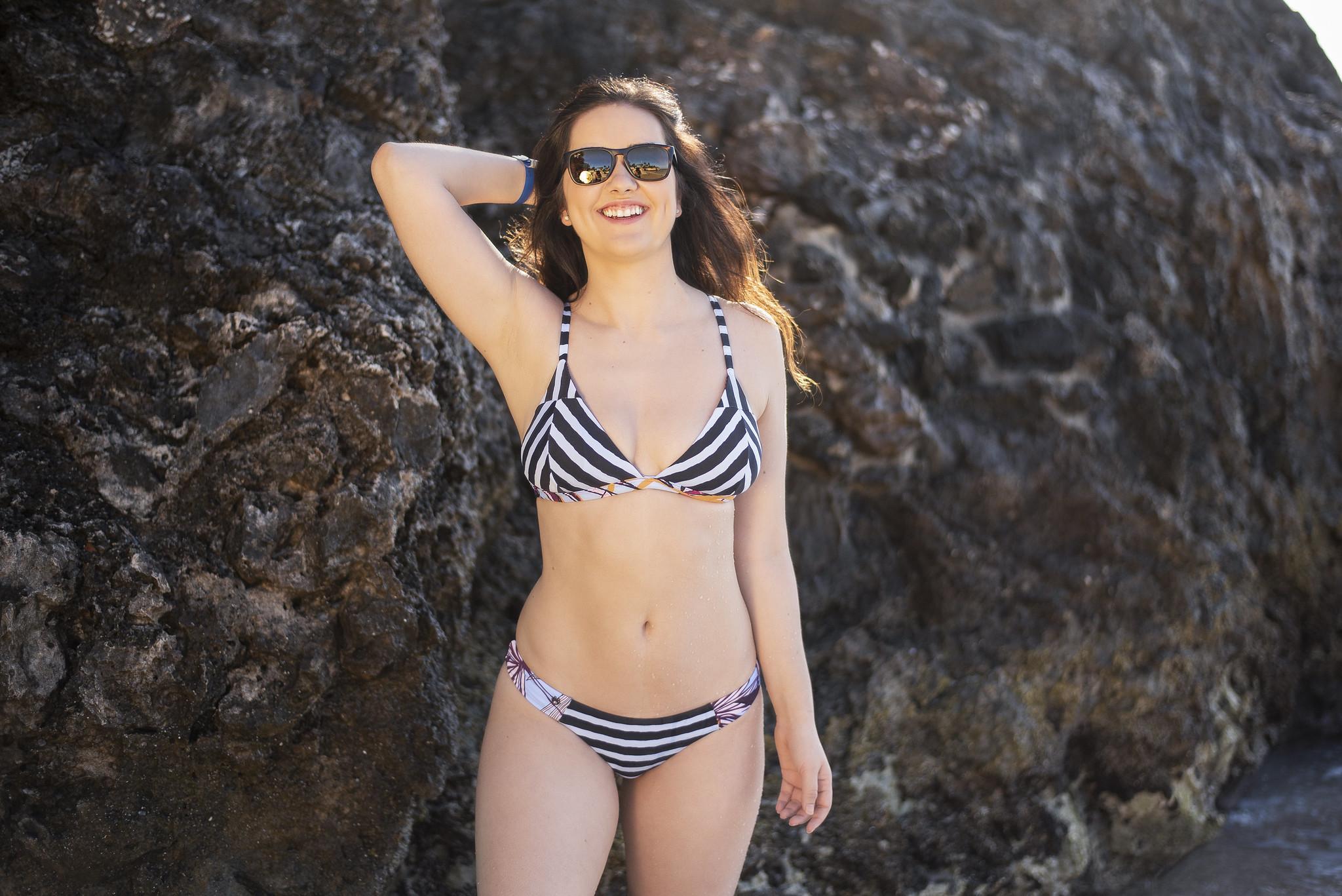 marie-chloe falardeau bikini maaji cuba rocher