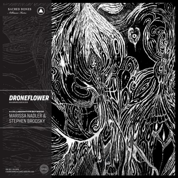 Marissa Nadler And Stephen Brodsky - Droneflower