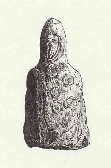 Idolillo de Castrillo de la Reina (Burgos)