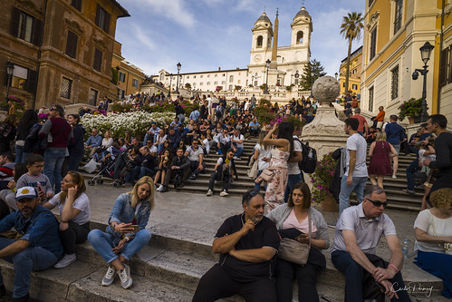 Spanish Steps | by Carlos Permuy