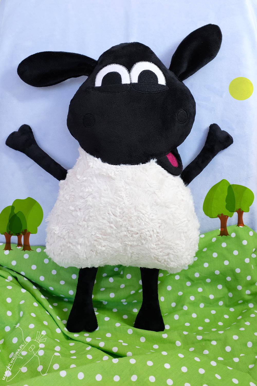 marchewkowa, blog, szycie, sewing, rękodzieło, handmade, zabawki, toys, dla dzieci, for kids, Timmy Time, owieczka, sheep, maskotka, minky